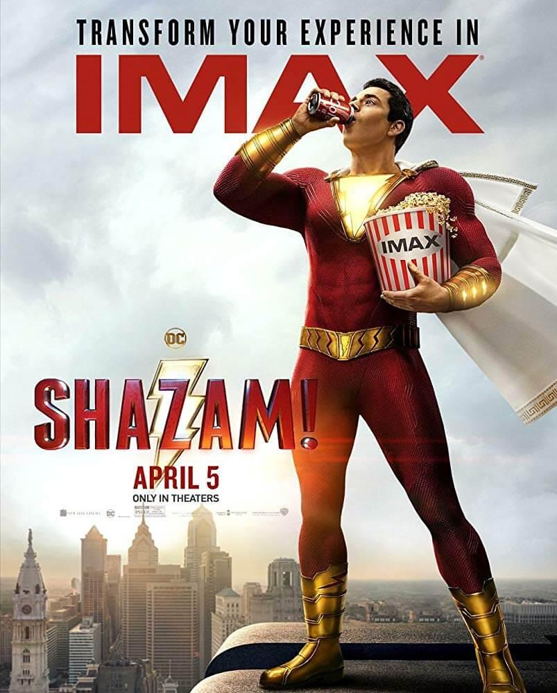 Poster phim Shazam!