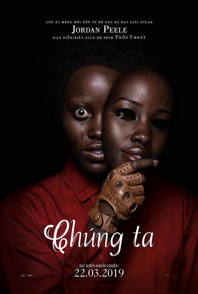 Poster phim Us (Chúng Ta)