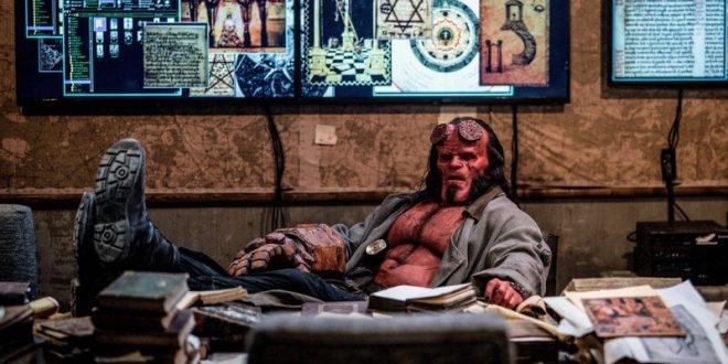 Review phim Hellboy (Quỷ Đỏ) – Thích hợp để giải trí
