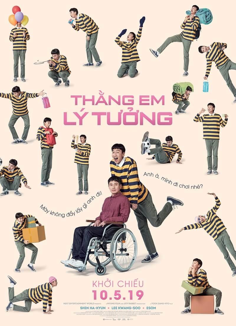 Poster phim Thằng Em Lý Tưởng