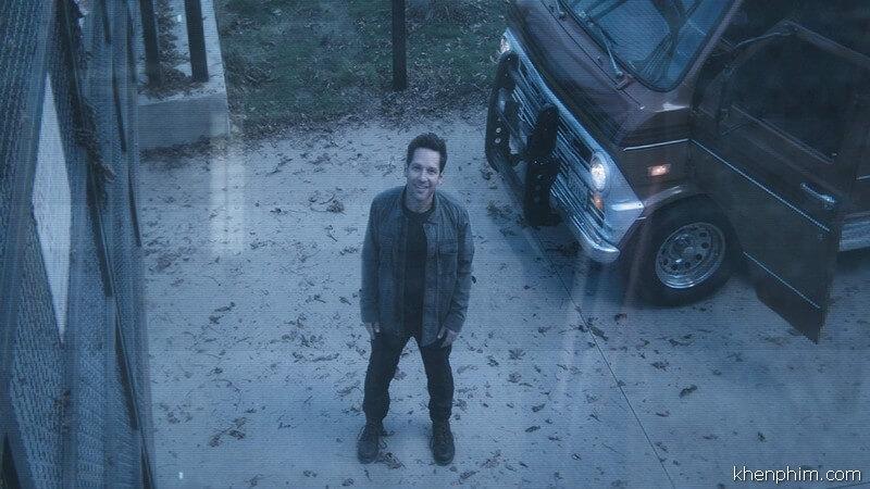 Scott Lang sẽ làm gì để giúp đỡ mọi người? - Avengers: Endgame