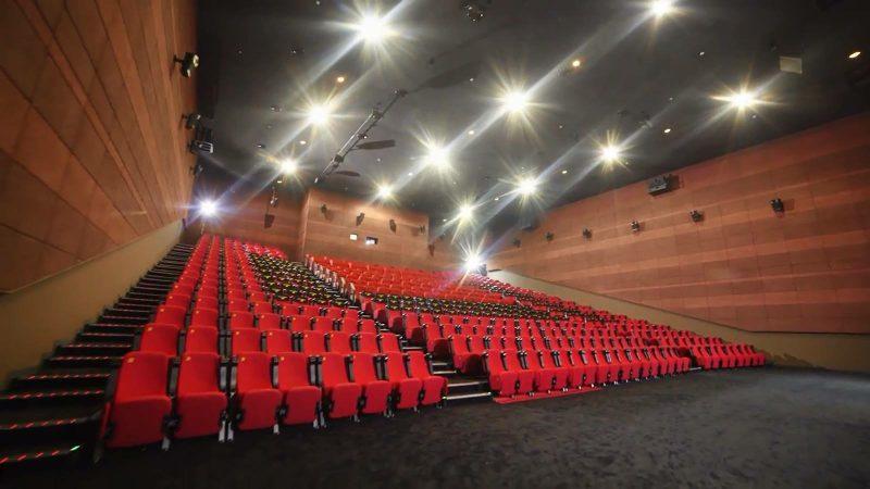 Rạp Superplex tại Lotte Cinema Gò Vấp