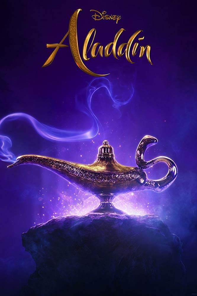 Poster phim Aladdin