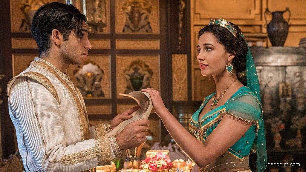 Aladdin và công chúa