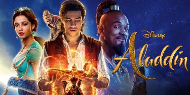 Review phim Aladdin – Tuổi thơ được khơi gợi một cách sống động, vui nhộn và đầy hồi hộp