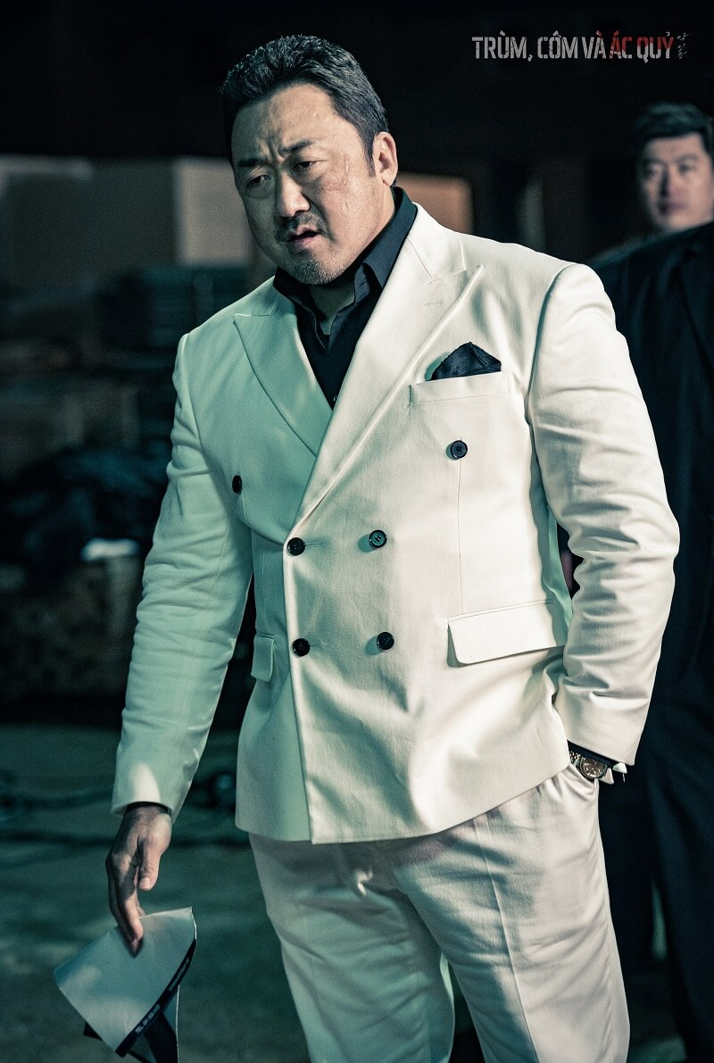 Phim có Ma Dong-seok đóng luôn đáng xem