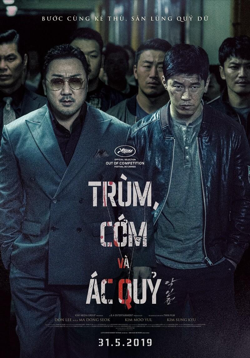 Poster phim Trùm, Cớm và Ác Quỷ