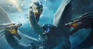 Banner phim Godzilla