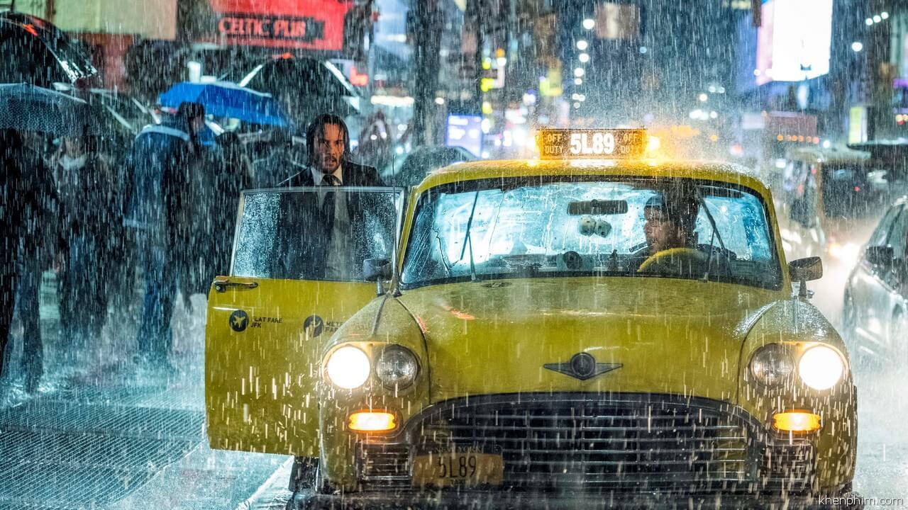 Âm thanh là điểm gây ấn tượng nhất, khán giả sẽ phải bất ngờ khi xem John Wick 3, nhất là trong cảnh mưa