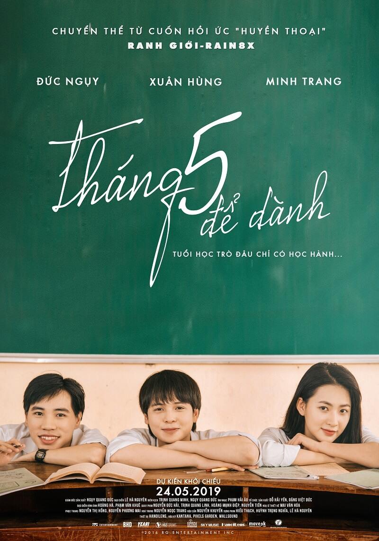 Poster phim Tháng 5 Để Dành