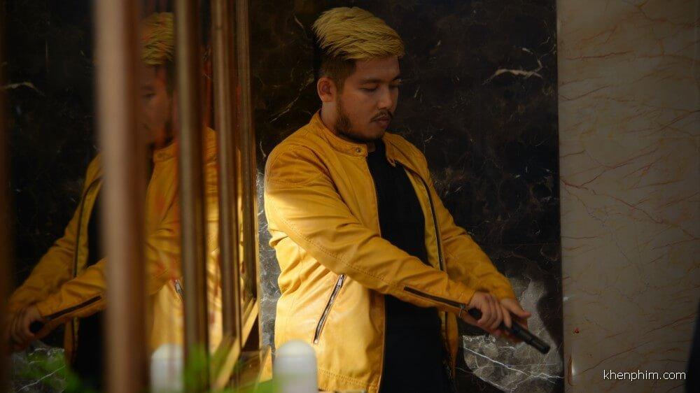 Nhân vật Đạo - anh trai của Cháy - phim Vô Gian Đạo