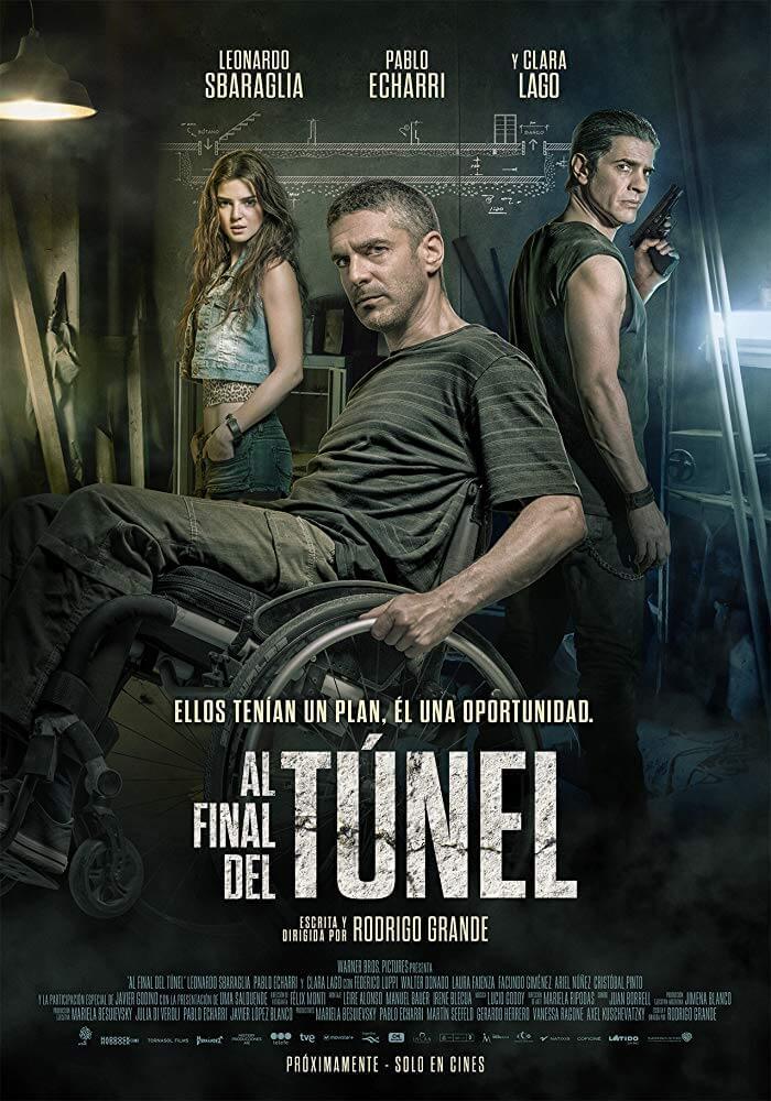 Poster phim Đường Hầm Tội Ác
