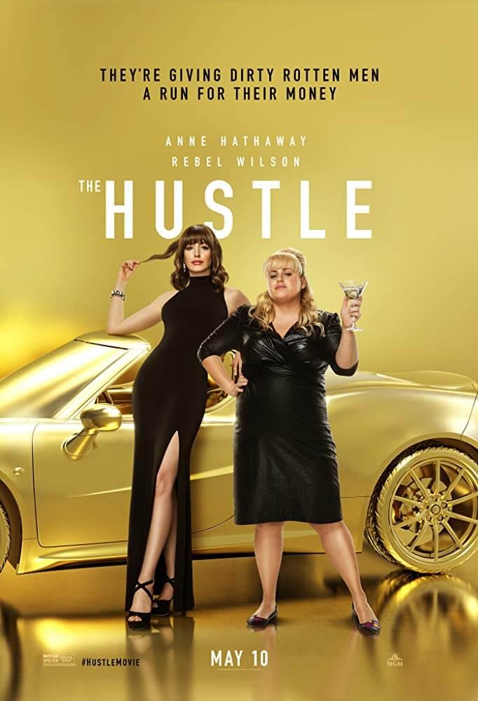 Poster phim Quý Cô Lừa Đảo (The Hustle)