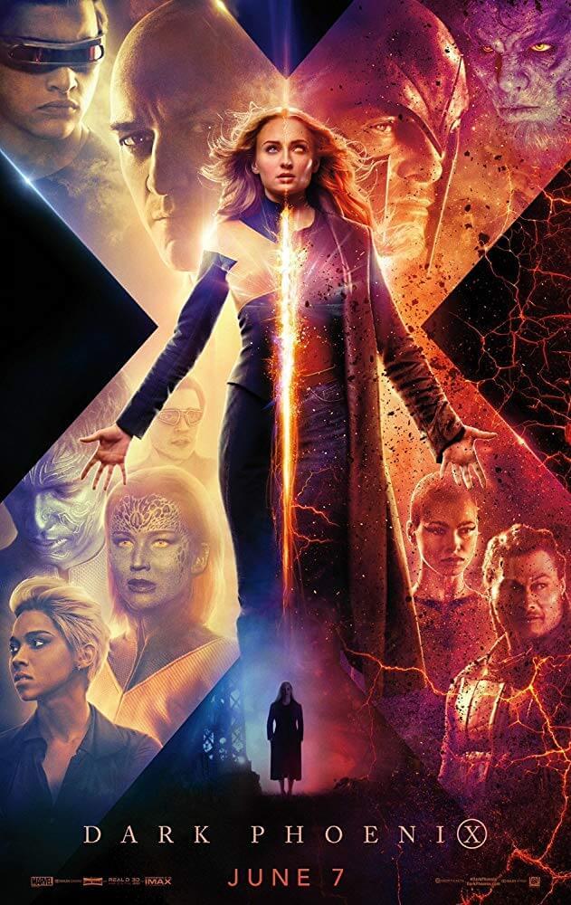 Poster phim Dark Phoenix