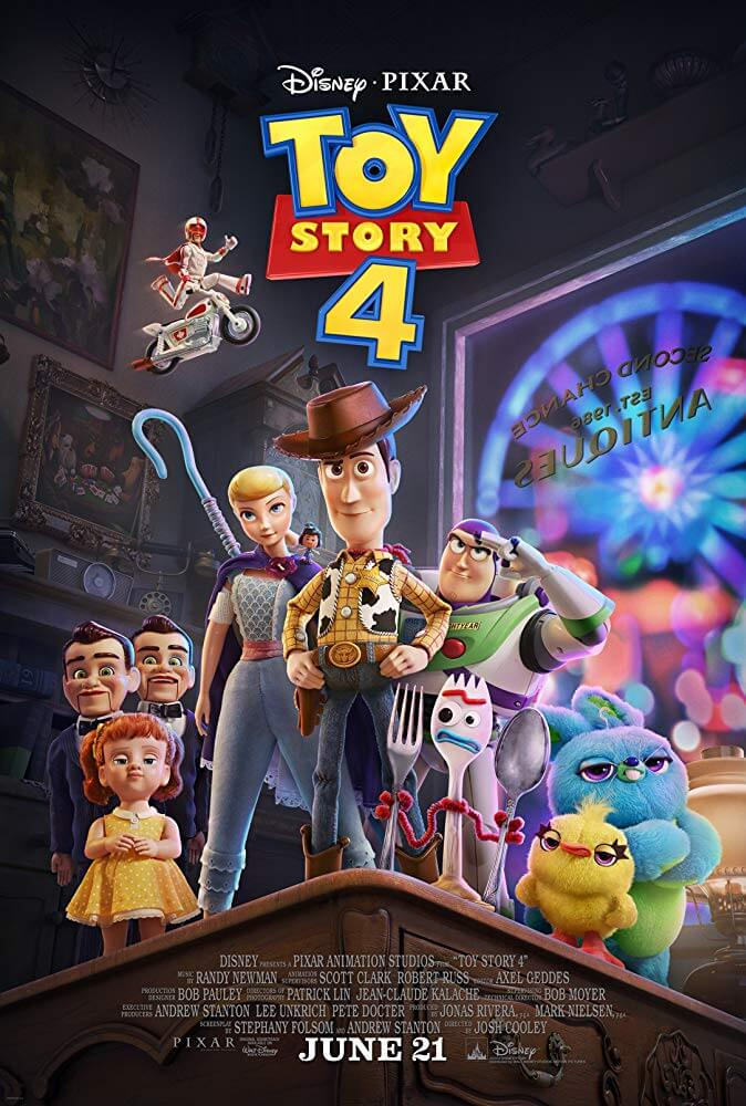Poster phim Toy Story 4