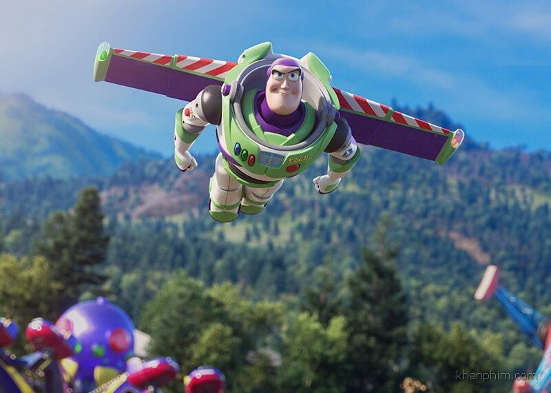 Toy Story 4 - ảnh phim