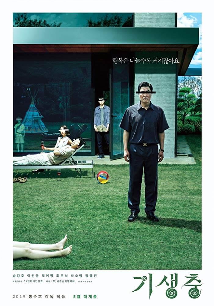 Poster phim Ký Sinh Trùng