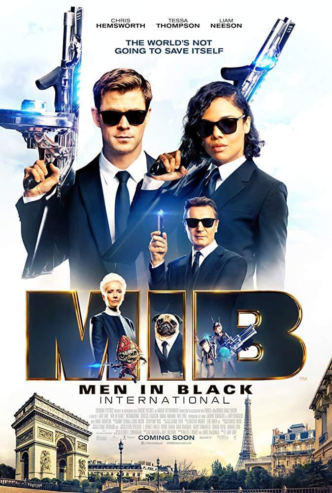 Poster phim Men in Black