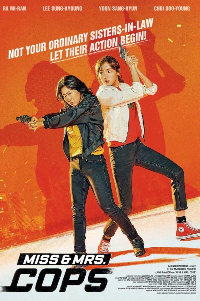 Poster phim Phi Vụ Nữ Quyền