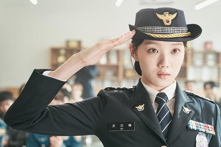 Nữ cảnh sát trẻ bướng bỉnh