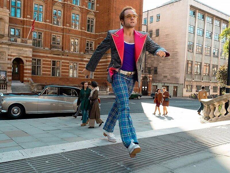 Taron Egerton đã làm tốt vai diễn Elton John