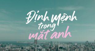 Banner phim Định Mệnh Trong Mắt Anh