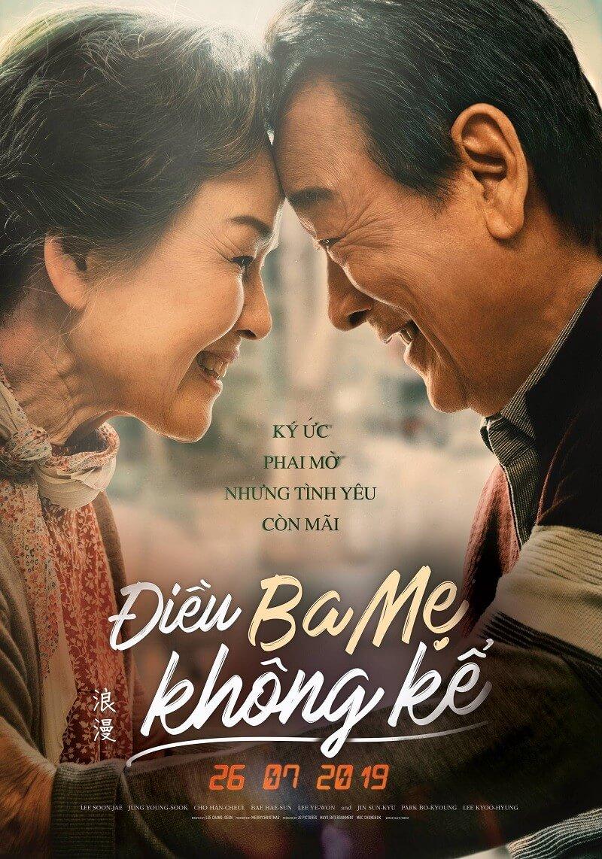 Poster phim Điều Ba Mẹ Không Kể