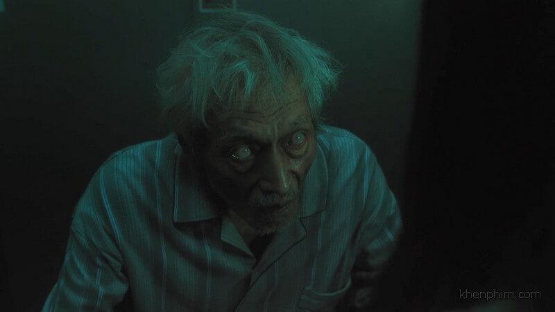 Một cảnh hù dọa trong phim