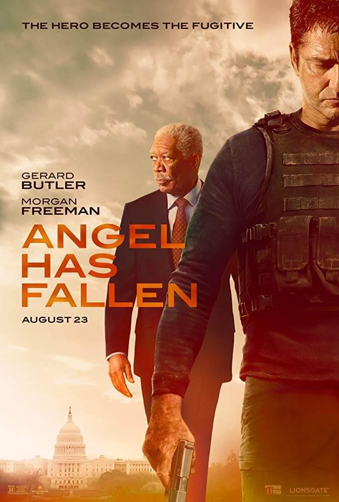 Poster phim Angel Has Fallen (Nhà Trắng Thất Thủ: Kẻ Phản Bội)