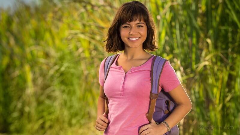 Nữ diễn viên Isabela Moner vào vai Dora