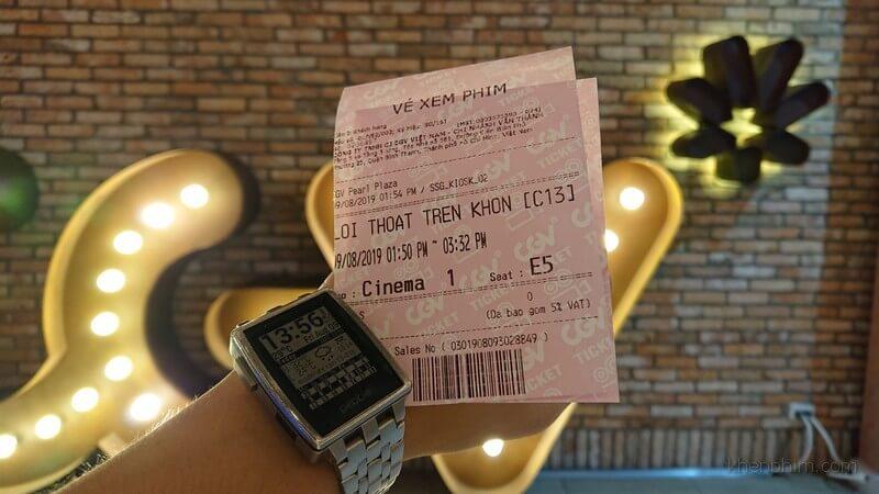 Vé xem phim Exit (Lối Thoát Trên Không)