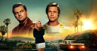 Banner Once Upon a Time ... in Hollywood