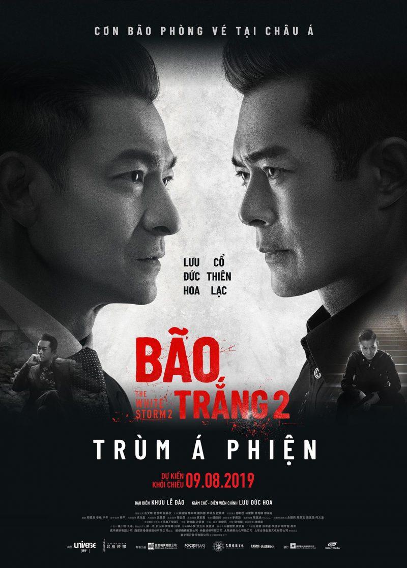 Poster phim Bão Trắng 2
