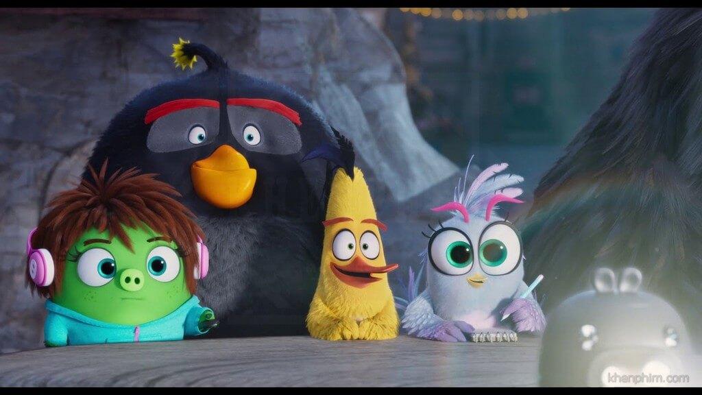 Lũ bạn nhây của Red - Angry Birds 2