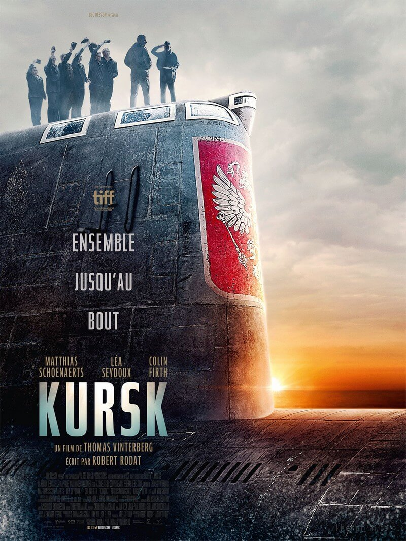 Poster phim Kursk (The Command)