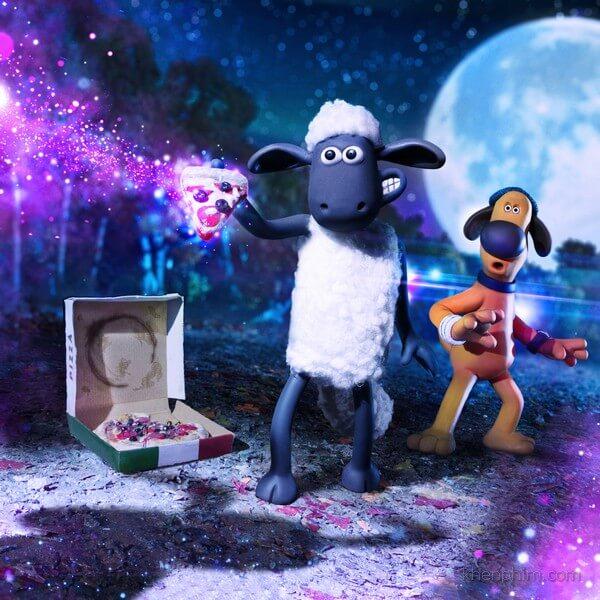 A Shaun the Sheep Movie: Farmageddon - Cừu quậy phá