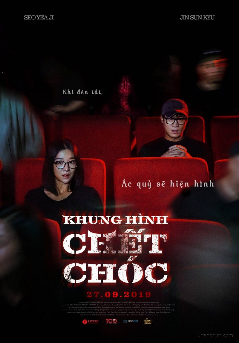 Poster phim Khung Hình Chết Chóc