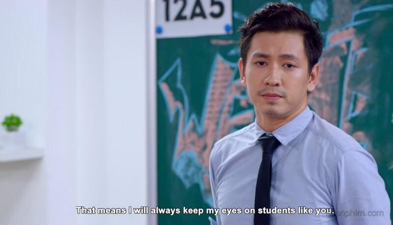 Nhân vật thầy giáo Phong