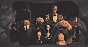Ảnh bìa Gia Đình Addams