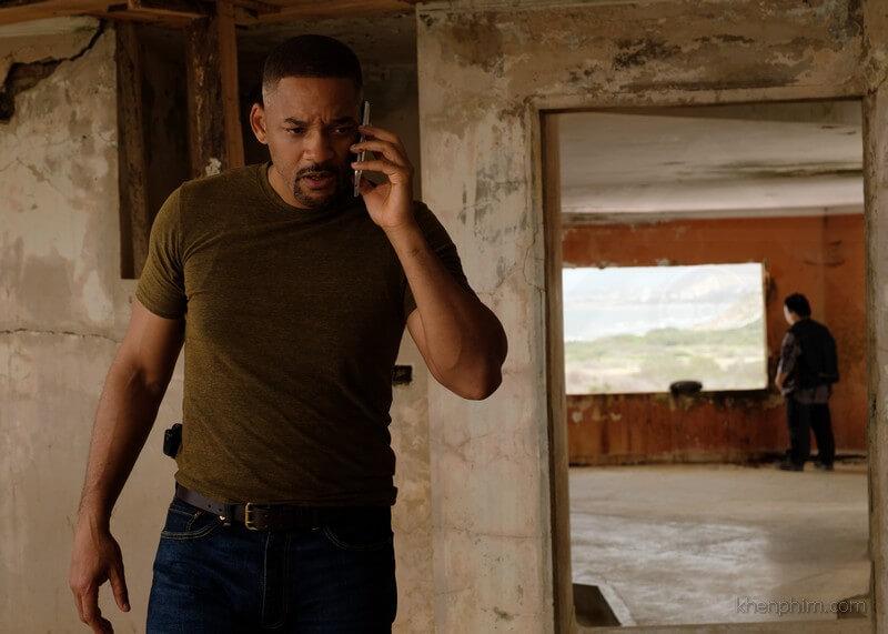 Diễn xuất của Will Smith không phải xuất sắc, có thể gọi là tạm tròn vai - Gemini Man