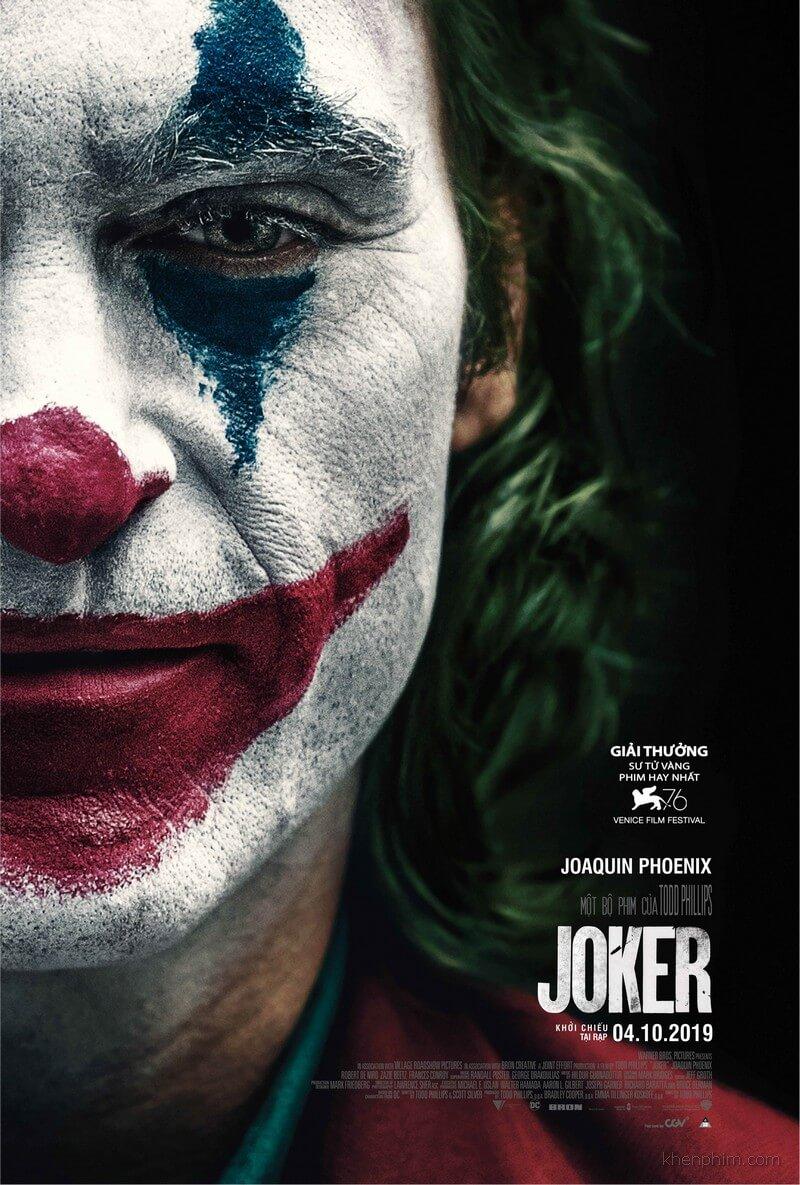 Poster phim Joker