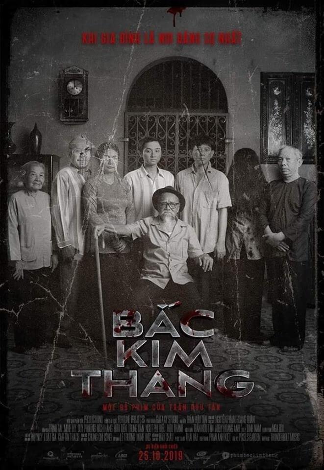 Poster phim Bắc Kim Thang