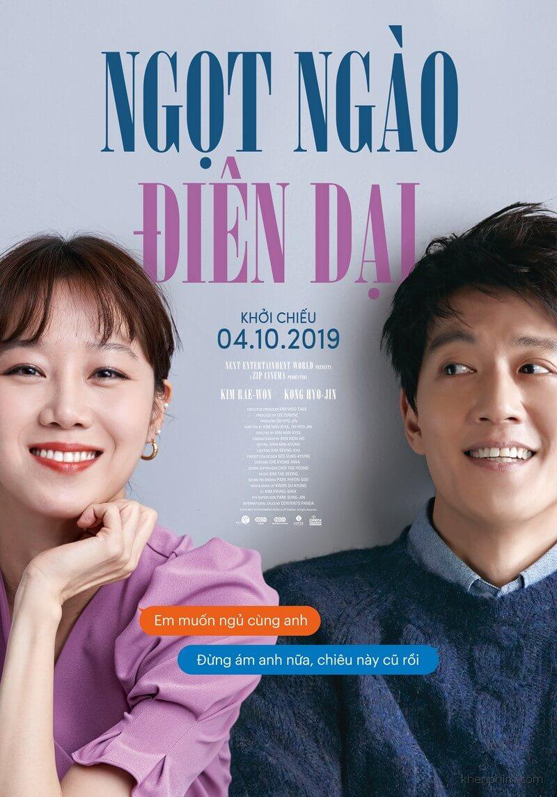 Poster phim Ngọt Ngào Điên Dại