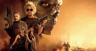 Ảnh bìa phim Terminator 6: Dark Fate