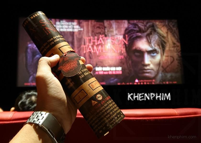 Vé xem phim Thất Sơn Tâm Linh