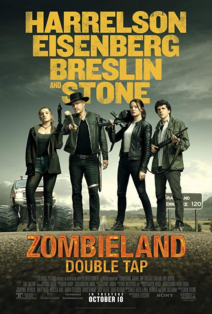 Poster phim Zombieland 2: Double Tap