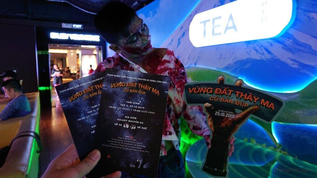 Vé xem phim Zombieland 2: Double Tap