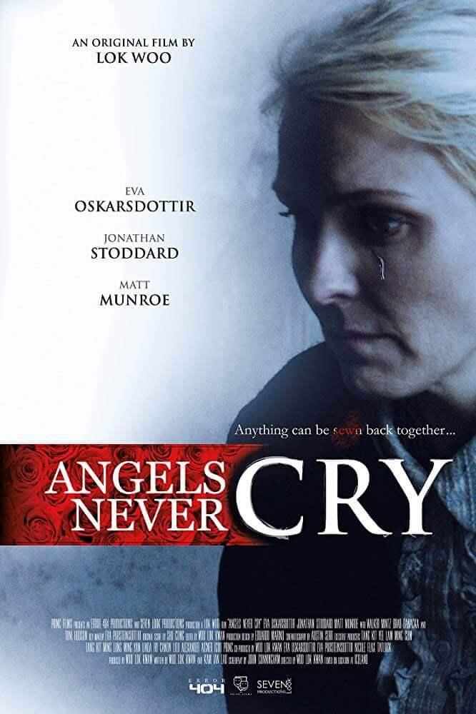 Poster phim Tội Ác Hoàn Hảo - Angels never cry