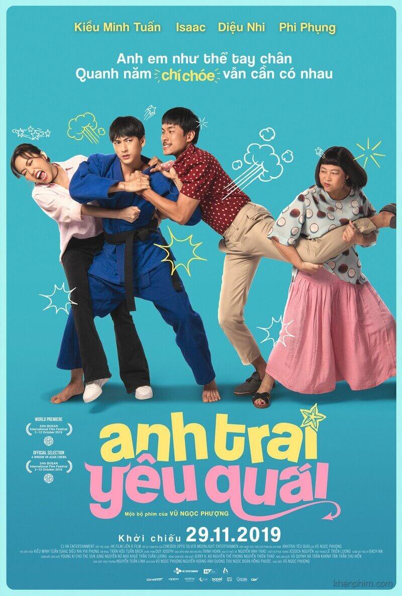 Poster phim Anh Trai Yêu Quái