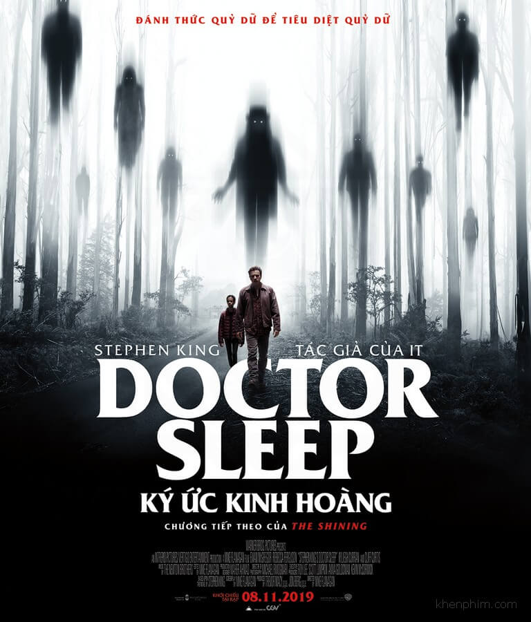 Poster phim Doctor Sleep